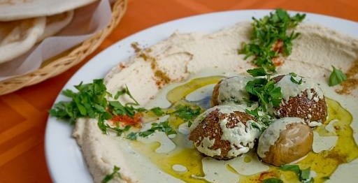 Hummus-receta